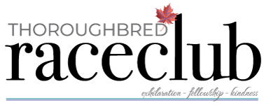 Thoroughbred RaceClub logo